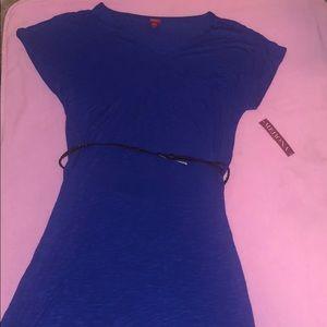 Blue MERONA dress